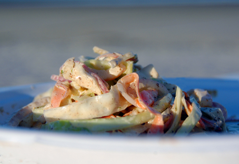 Spicy-coleslaw