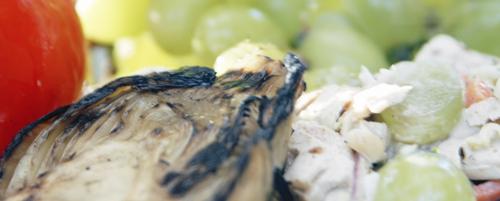 Grilled Fennel / Chicken Salad