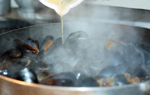 Mussels Julia