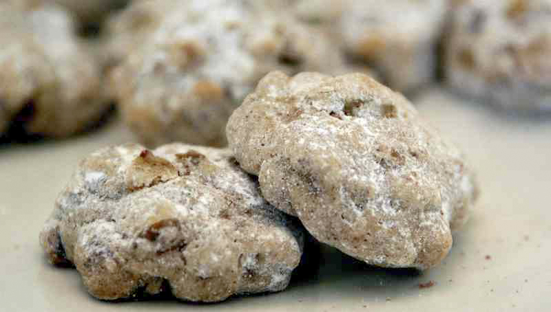 Kevin's Tennessee Bourbon Cookies
