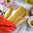 Soft Focaccia Breadsticks