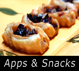 Click for the Apps & Snacks Portfolio.