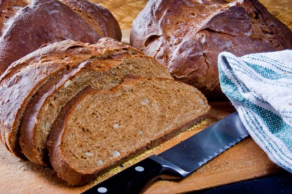 Healthy Honey Whole Wheat Bread