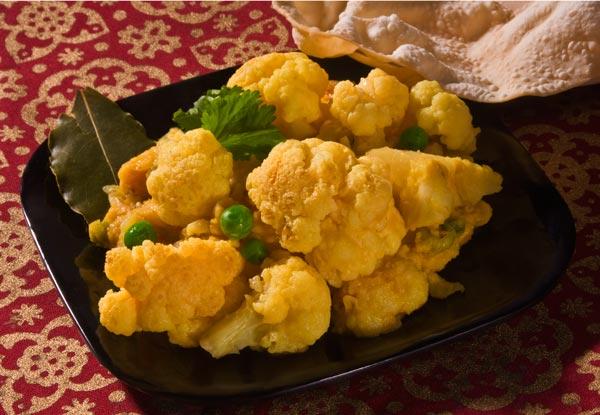 Cauliflower-yell-lentils