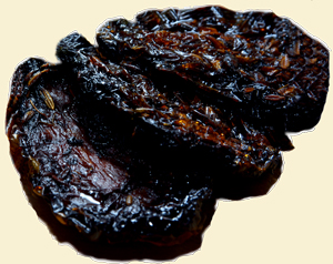 Charred Tomatoes for Charred Tomato Pest